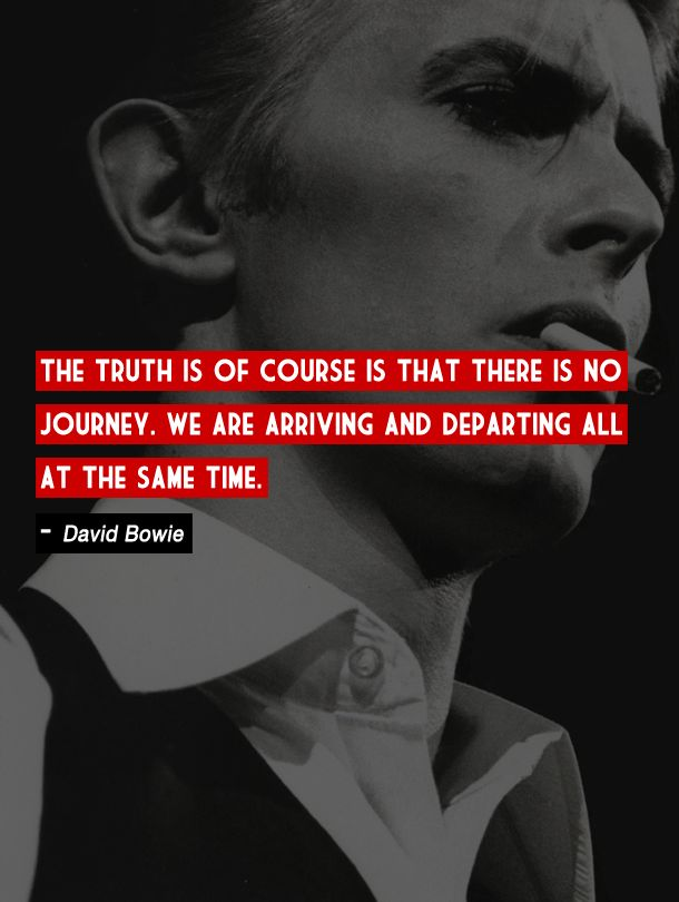David Bowie    http://sobadsogood.com/2011/11/01/10-creative-icons-that-will-challenge-the-way-you-think/