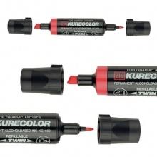 Zig Kurecolor KC1100 Individual Twin Tip Graphic Markers