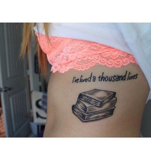 17 Best Book Quotes Tattoo On Pinterest