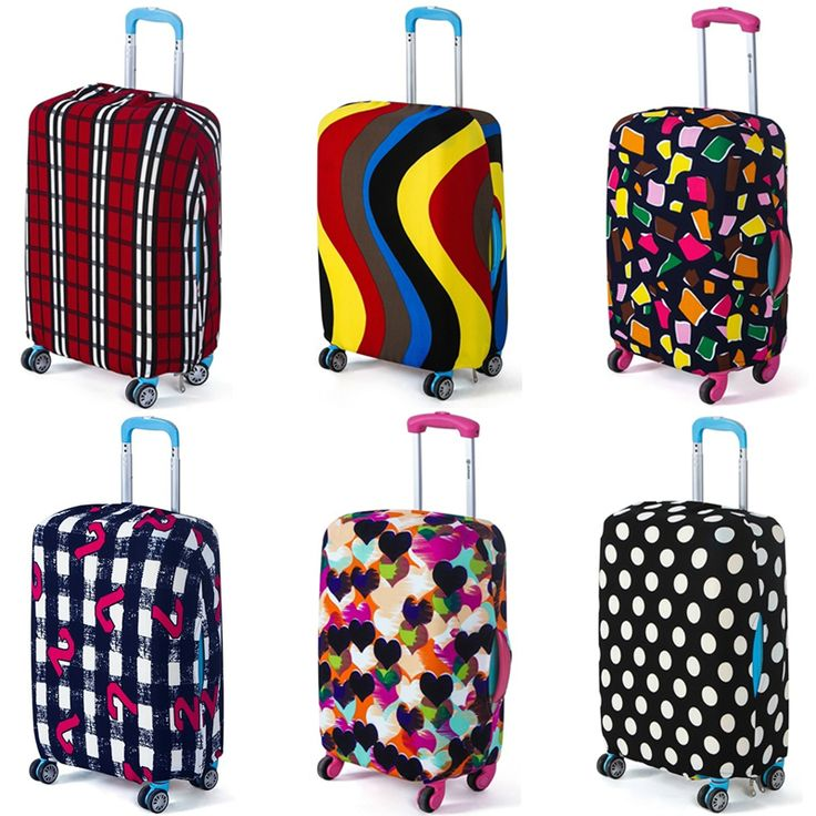 Travel on Road Luggage • Cover Protective Suitcase cover Trolley case Travel Luggage ︻ Dust cover for 18 to 30inch(0_*)Travel on Road Luggage Cover Protective Suitcase cover Trolley case Travel Luggage Dust cover for 18 to 30inch(0_^)
