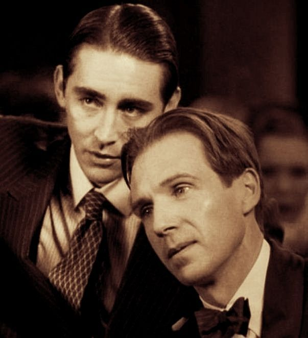 Lee Pace + Ralph Fiennes - The White Countess