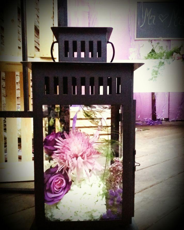 Purple lantern!