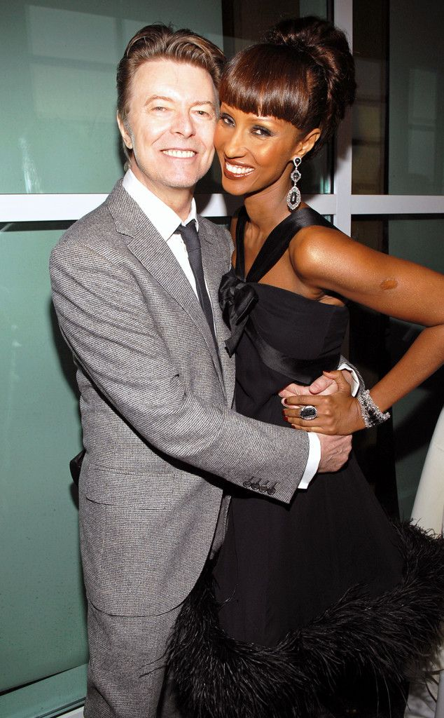Inside David Bowie and Iman's Enduring Love Story David Bowie, Iman
