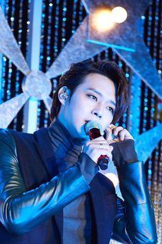 Park Yoochun - JYJ Japan Dome Tour in Tokyo (141119)