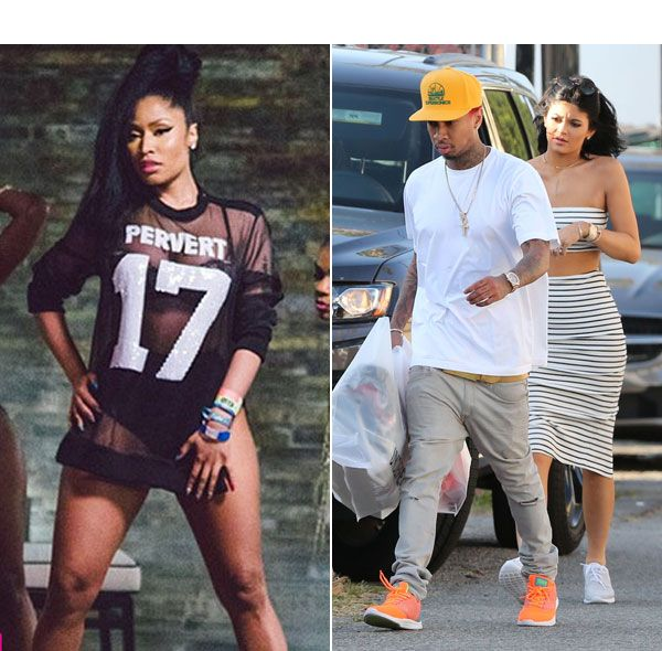Tyga Thinks Nicki Minaj Is Just Another 'Tired' Hater for Shading Kylie Jenner