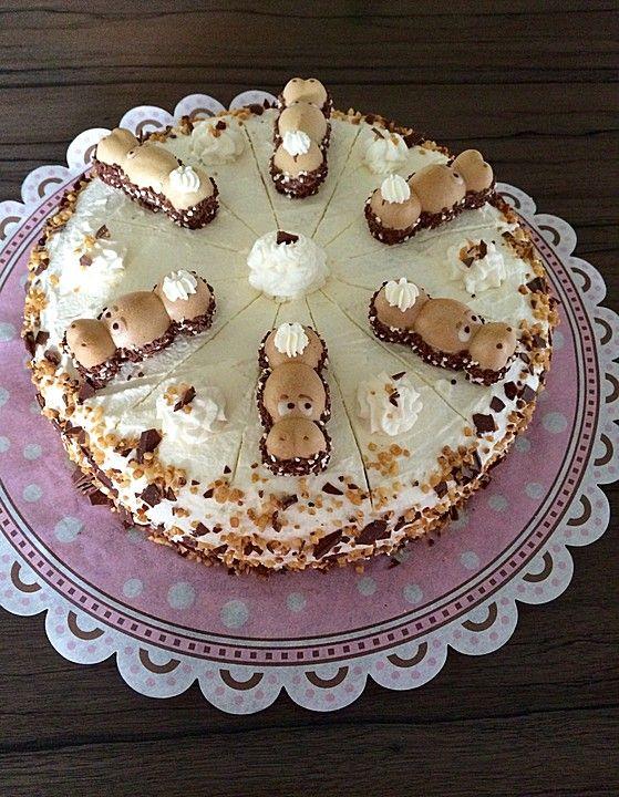 Happy Hippo (Nilpferd) Torte 3