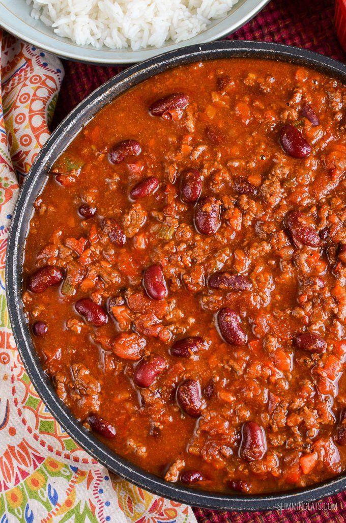 Best 25+ Chilli con carne recipe ideas on Pinterest ...