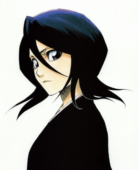 Kuchiki Rukia - Bleach Anime