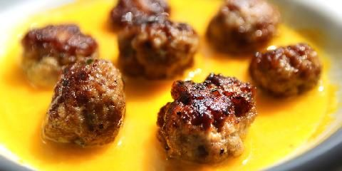 Albondigas - Spanske kjøttboller på sitt beste.