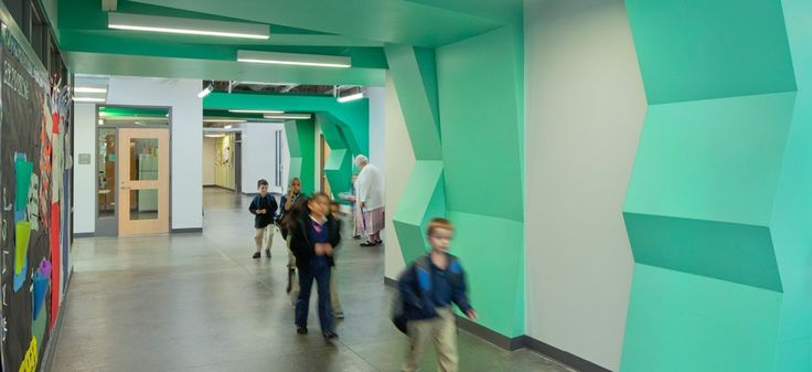 Sunnycrest Elementary School in Kent, WA | DLR Group