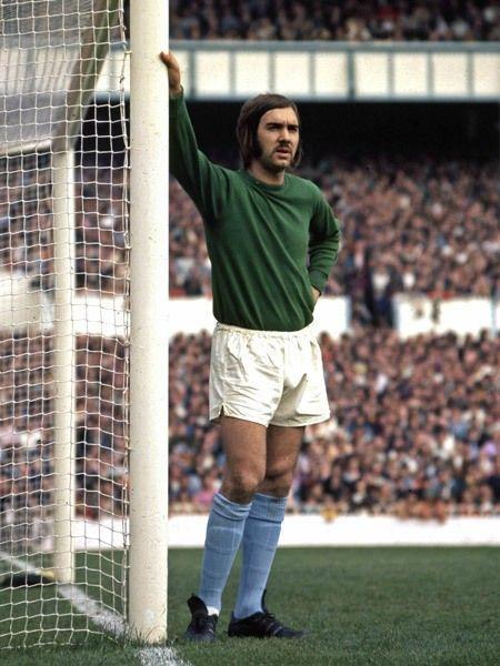 West Ham goalkeeper Peter Grotier in 1973.