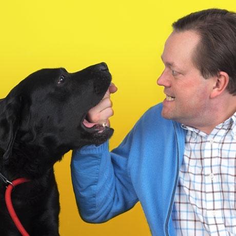 """Godfried van Lanschot, """"Barker on Board"""" (AKA Petplan pet insurance Board Member)"""