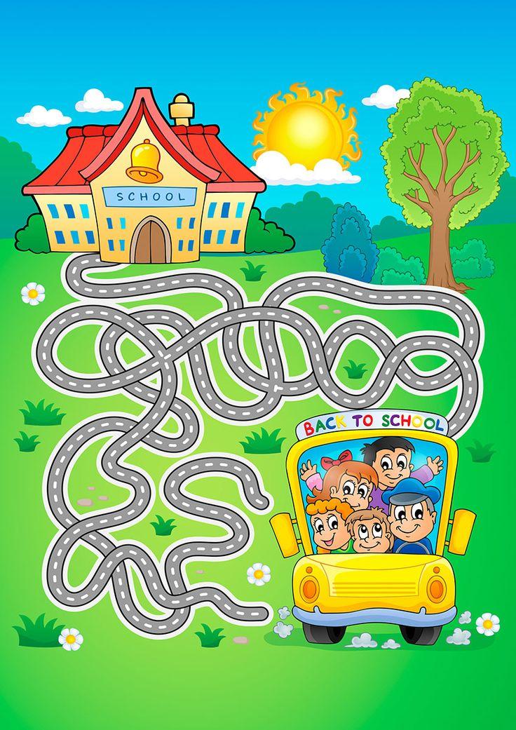 (2014-05) Skolebus, mellem