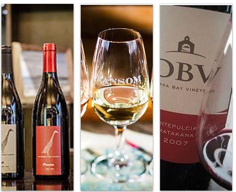 So many delicious wineries to choose from around the Matakana Coast.