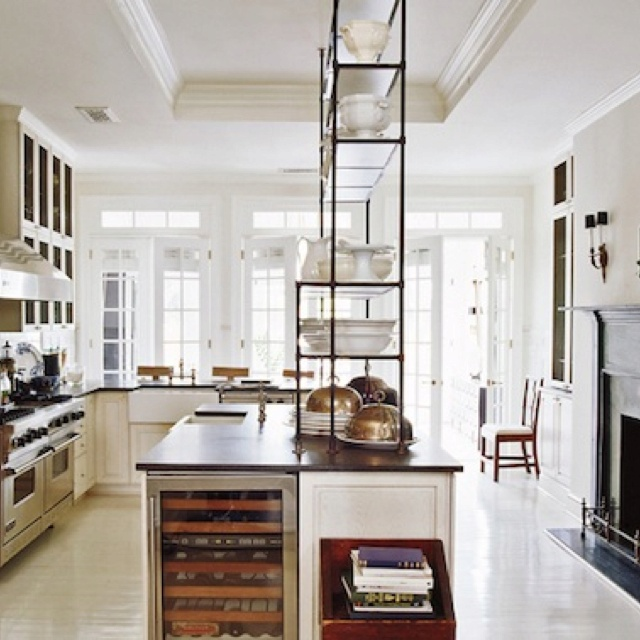 Fireplace Darryl Carter 2921 In The Kitchen Pinterest