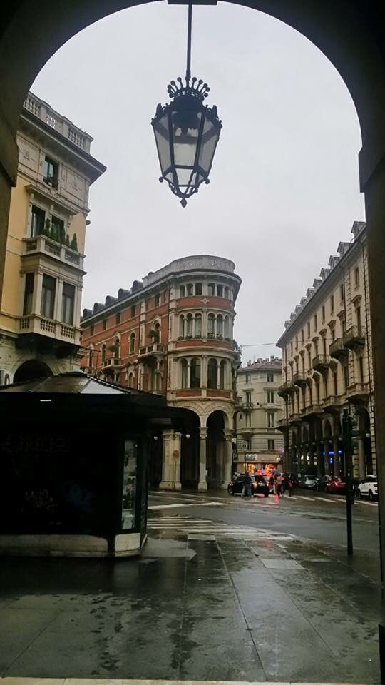 Torino, via Pietro Micca