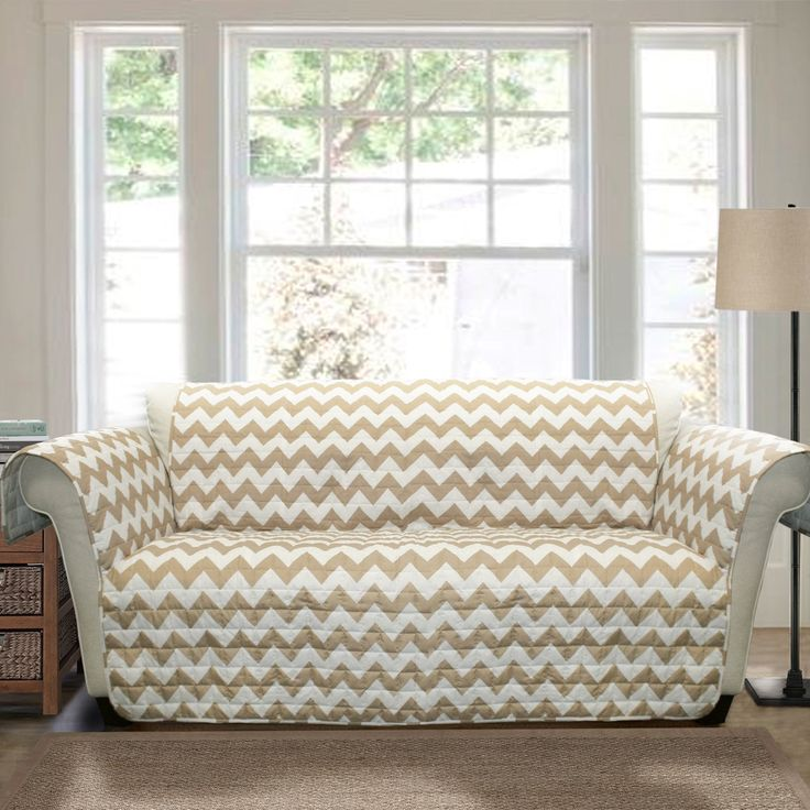 Chevron Furniture Protectors