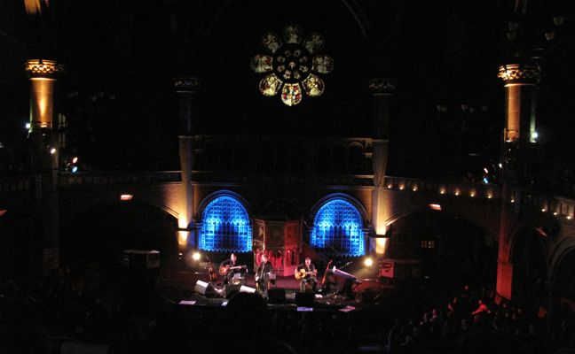 Live Report: Mark Lanegan @ Union Chapel, Londra, 08/11/2013 - RUMORE