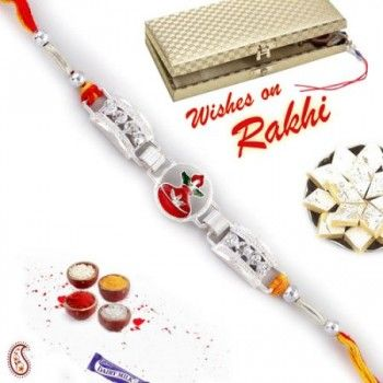 Send rakhi to USA – we deliver rakhi with gifts in USA to your lovable brother, brows our newly arrived rakhi designs and send online rakhi to USA
