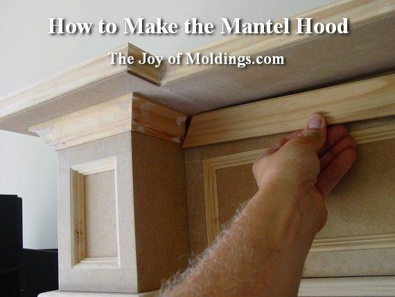 Fireplace Mantel Ideas | fireplace-mantel-102_how-to-make-hood-crown-molding