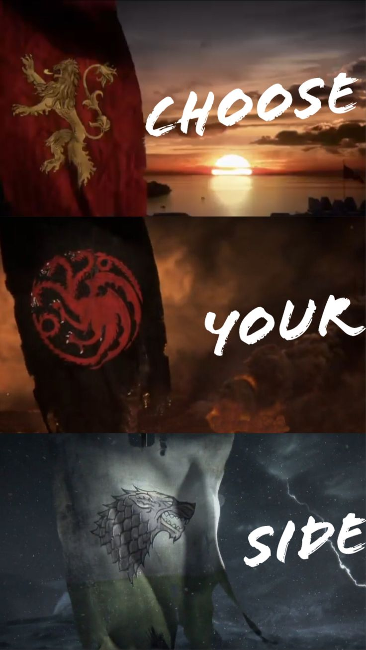 I know no kind but the king in the north!