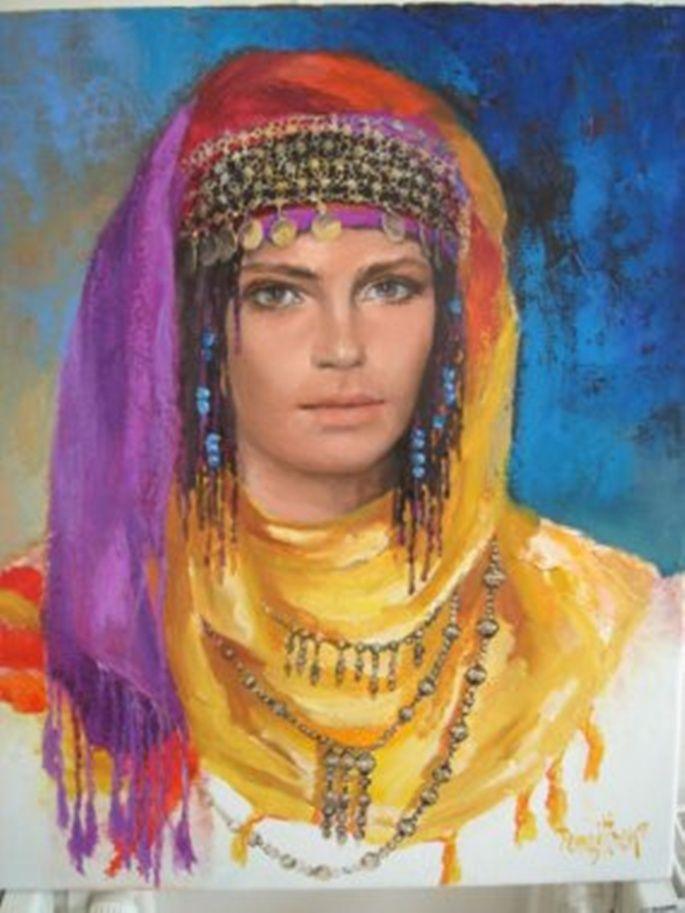 Remzi İren -.Turkish Painrter.