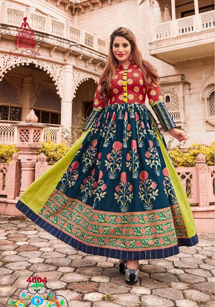 da5be374a4c Women indian kurta kurti Long Maxi Dress top tees bottom Floral Sundress -su07