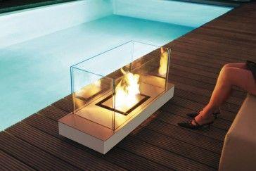13 best chimeneas y estufas para exterior bioetanol images on pinterest stoves decks and. Black Bedroom Furniture Sets. Home Design Ideas