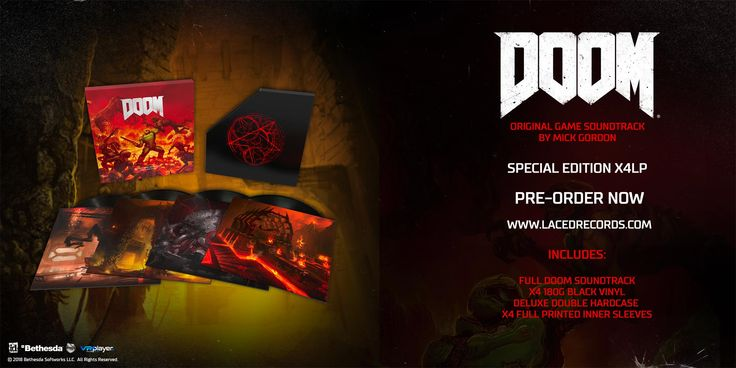 #PlayStationVR #PSVR  #RealiteVirtuelle #VR DOOM : La bande originale va déchaîner les enfers, en vinyles et CD https://www.vrplayer.fr/psvr-doom-musique-ps4/