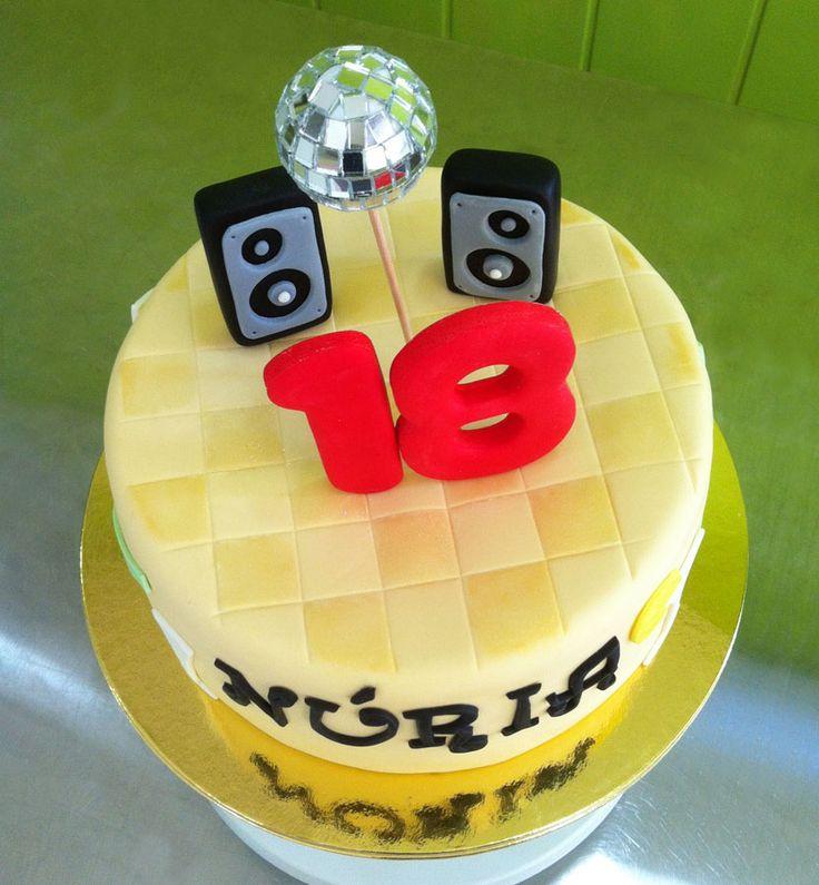 M s de 25 ideas fant sticas sobre pastel de discoteca en - Ideas para discotecas ...