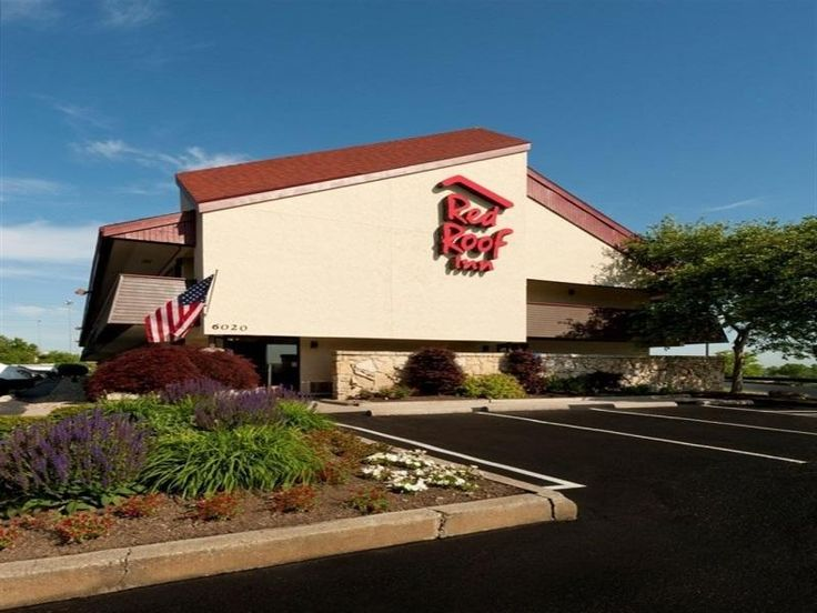Cranberry Township (PA) Red Roof Inn Pittsburgh North