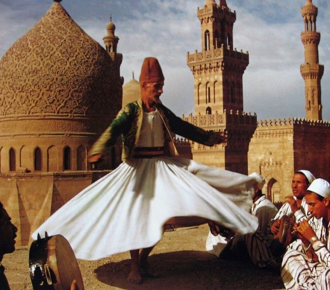 Dervishes in Cairo