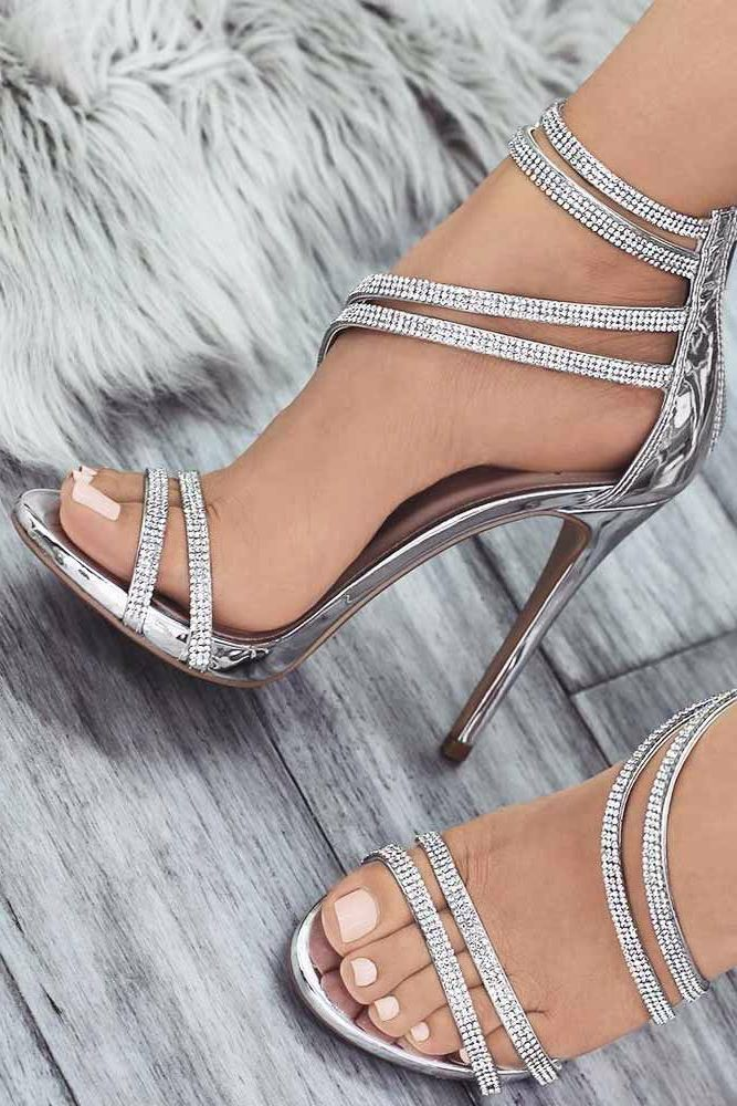 33 Silver Heels for Prom: Style