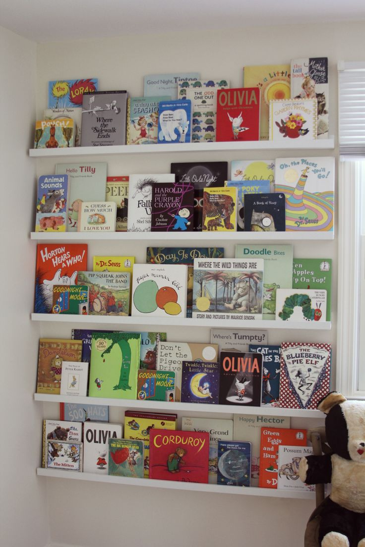Best 25+ Bookshelves for kids ideas on Pinterest   Ikea ...