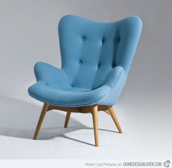 15 Comfy Modern Lounge Chairs