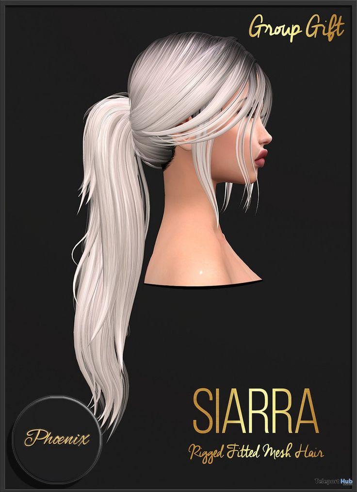 Siarra Hair Halloween 2017 Group Gift by Phoenix Hair