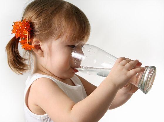 Νερό και παιδί