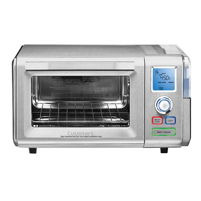 Cuisinart Steam And Convection Toaster Oven 0 6 Cu Ft 1800 W Cso 300n1c Rona Countertop Oven Stainless Steel Oven Convection Toaster Oven