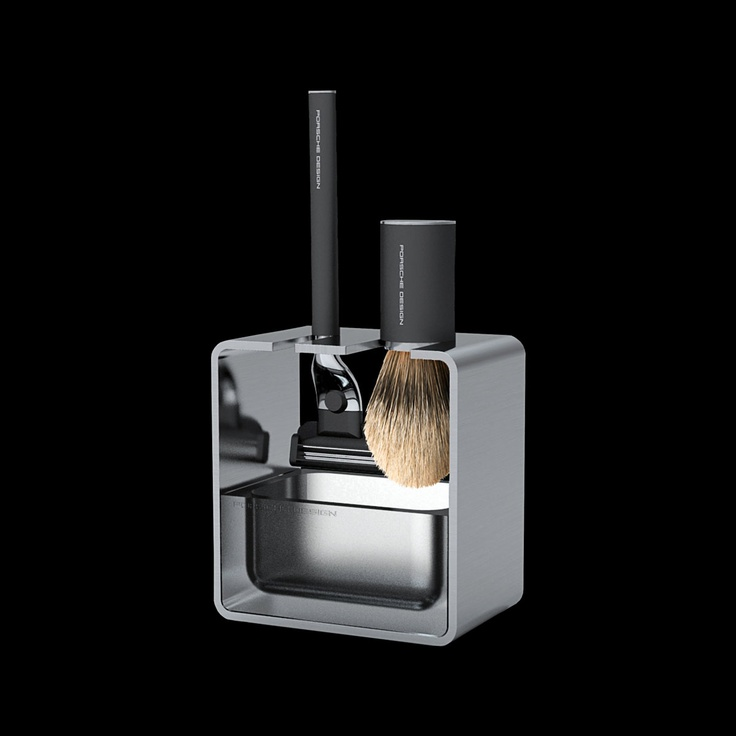 Porsche Design Razor Set P´3000: Design Products, Eye Open, Porsche Design, Shaving Brushes, P3000 Accessories, Design Razor, Products Design, Industrial Design, Nice Design