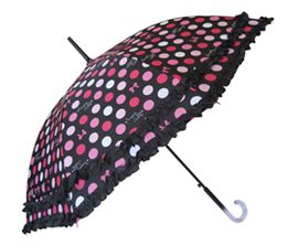 In addition to solid and multi colored fashion umbrellas, we have wholesale umbrella designs in a variety of prints, ruffled designs, and patterns. Description from raintecumbrella.com. I searched for this on bing.com/images