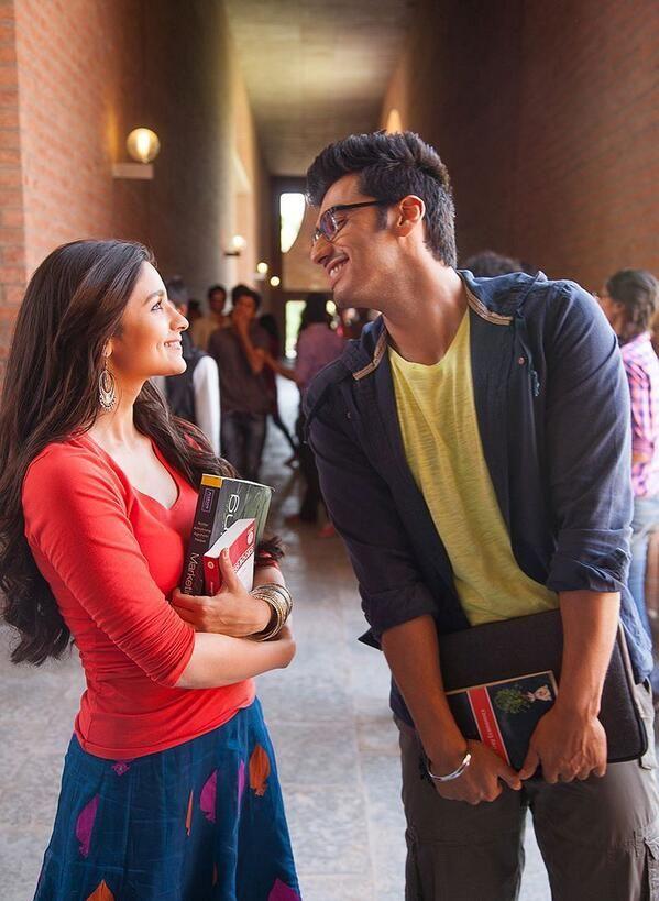 Arjun & Alia #2states