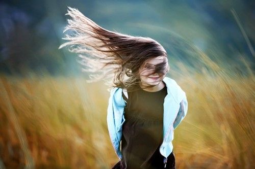 my little girl by Vedran Vidak