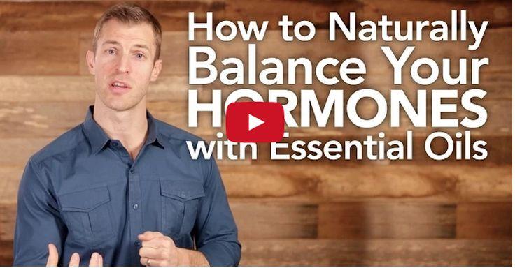 Top 3 Essential Oils to Balance Hormones Naturally