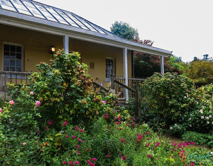 Gardener's Cottage, Brickendon Estate Tasmania, Australia