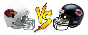 Arizona Cardinals vs Chicago Bears Live Streaming Online
