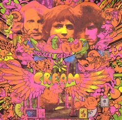 Disraeli Gears by Cream on Torch Music.