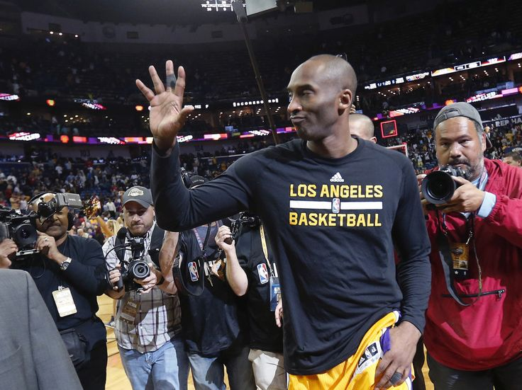 Kobe Bryant Breaks Scoring Record In His Final NBA Game #NBA...: Kobe Bryant…