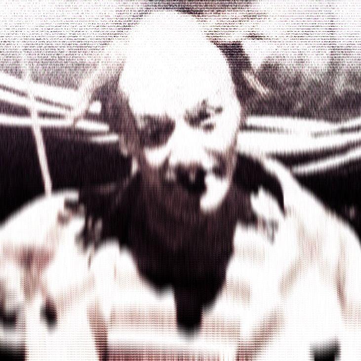 Glitched cover of 'Circe' soundtrack.  Circe - soundtrack to 'The Show of Shows' movie.    clown   glitch   madness   artwork   art   music   soundtrack   sigur rós   psycho  