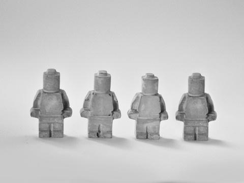 Concrete Lego | Concrete design | interior | Beton design | betonlook | www.eurocol.com: