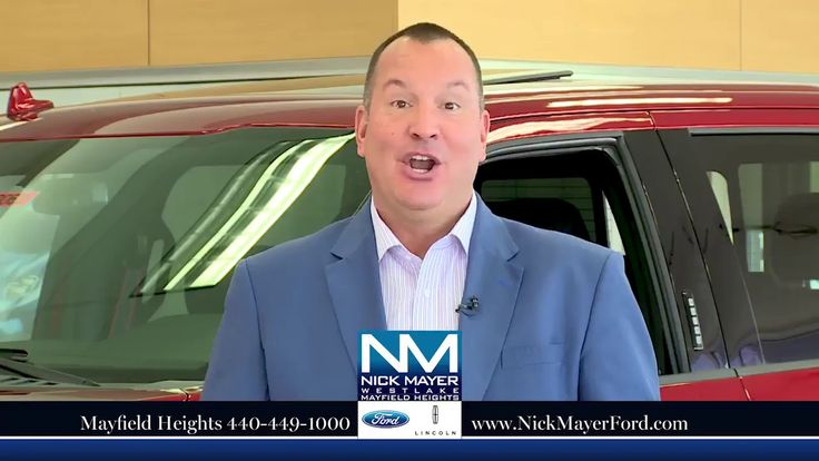 Buy a New Ford Edge for Beachwood OH and All of Northeast Ohio at Nick M...